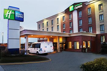 Photo of the Holiday Inn Express Kennedy Airport building